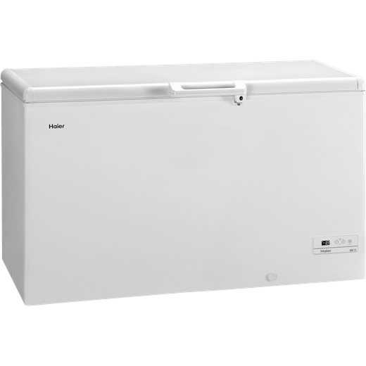 Haier HCE429F Chest Freezer - White - F Rated