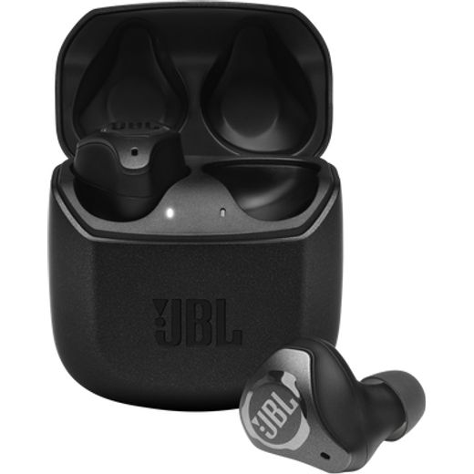 JBL Club Pro+ TWS In-Ear Bluetooth Headphones - Black