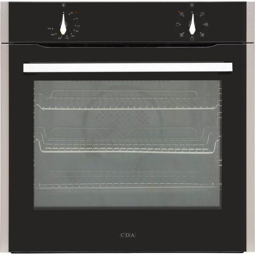 CDA SL100SS Built In Electric Single Oven - Stainless Steel