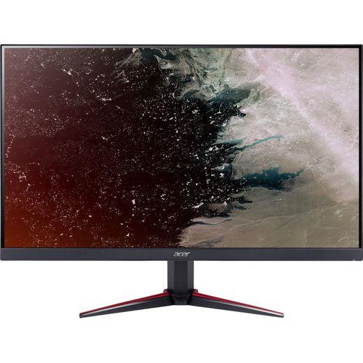 """Acer Nitro VG220Qbmiix Full HD 21.5"""" 75Hz Gaming Monitor - Black"""