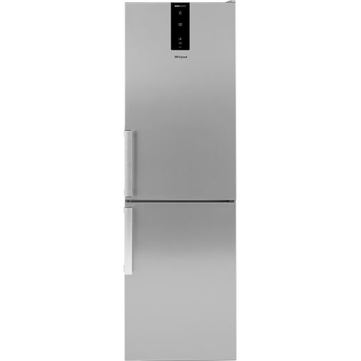 Whirlpool W7811OOXH1 Fridge Freezer - Stainless Steel