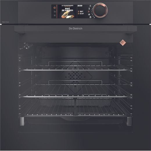 De Dietrich DOP8785A Built In Electric Single Oven - Black - A+ Rated