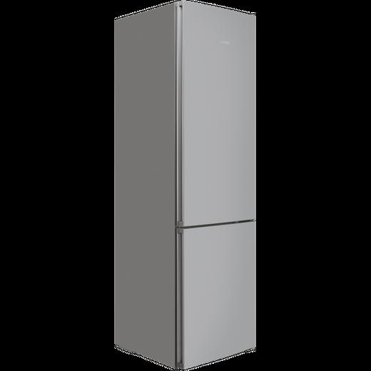 Bosch Serie 4 KGN39VLEAG 70/30 Frost Free Fridge Freezer - Stainless Steel Effect - E Rated