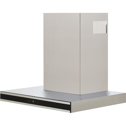 CDA EVP61SS 60 cm Chimney Cooker Hood - Stainless Steel - C Rated