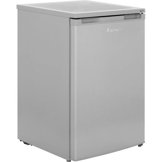 Lec U5511S.1 Under Counter Freezer - Silver - F Rated