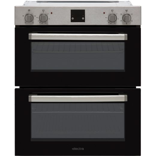 Electra BUD4837SS Built Under Electric Double Oven - Stainless Steel - A/A Rated