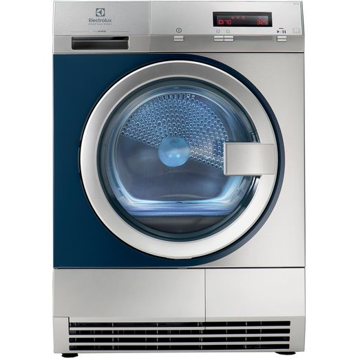 Electrolux Professional myPro TE1120P 8Kg Commercial Condenser Tumble Dryer - Stainless Steel - B Rated