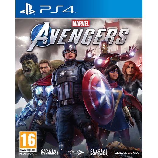 Marvel's Avengers for Sony PlayStation