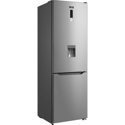 Stoves NF60189WTD 60/40 Frost Free Fridge Freezer - Stainless Steel - F Rated