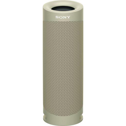Sony SRS-XB23 Wireless Speaker - Taupe