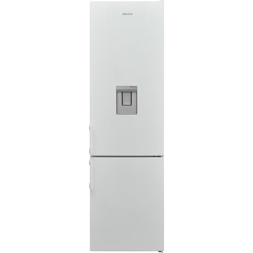 Electra ECFF185DWE 60/40 Fridge Freezer - White - F Rated