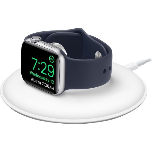 Apple Magnetic Charging Dock For All Apple Watch Models, - White