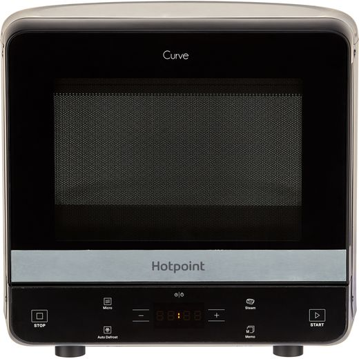 Hotpoint Curve MWHC 1335 MB 13 Litre Microwave - Black