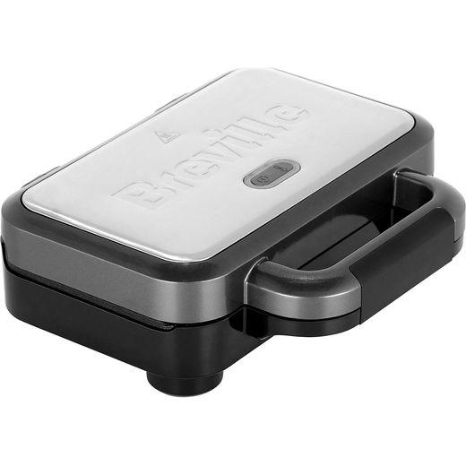 Breville Deep Fill VST041 Sandwich Toaster - Stainless Steel