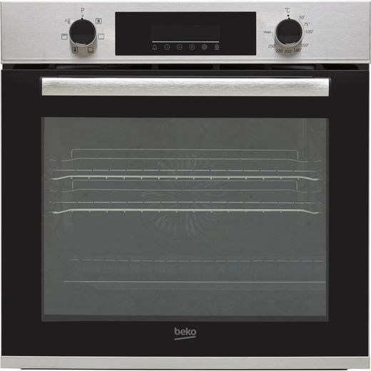 Beko AeroPerfect™ BBRIE22300XD Built In Electric Single Oven - Stainless Steel - A Rated