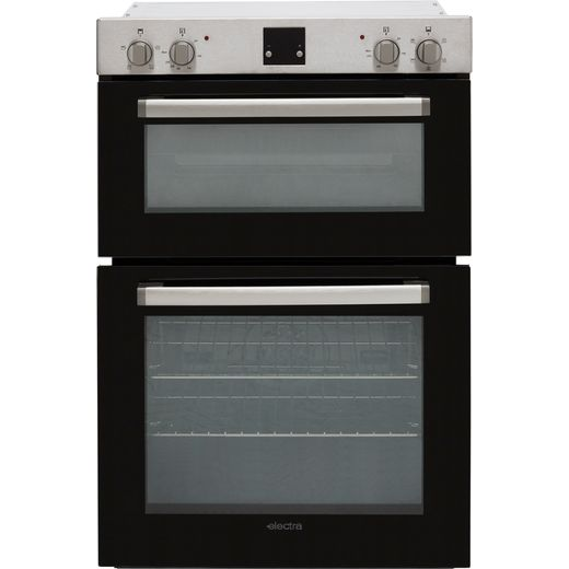 Electra BID7537SS Built In Electric Double Oven - Stainless Steel