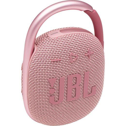 JBL CLIP 4 Clip 4 Wireless Speaker - Pink