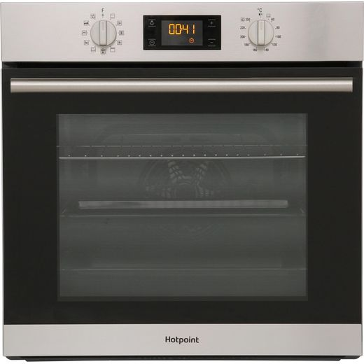 Hotpoint Class 2 SA2844HIX Built In Electric Single Oven - Stainless Steel - A+ Rated