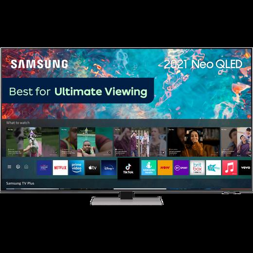 """Samsung QE55QN85AA 55"""" Smart 4K Ultra HD Neo QLED TV"""
