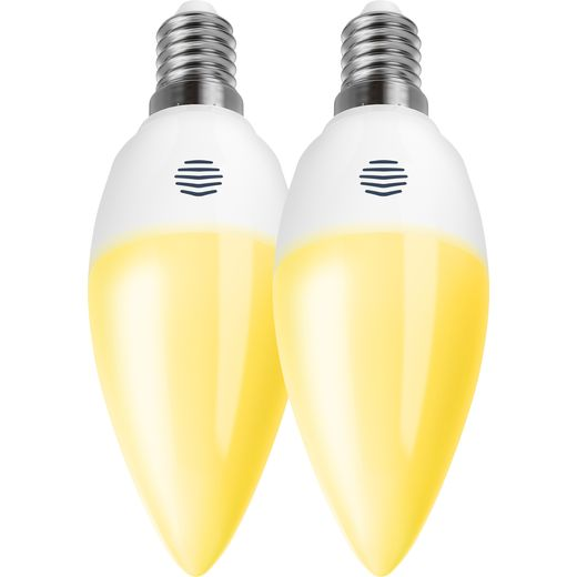 Hive Active Light Dimmable E14 Twin Pack - A+ Rated