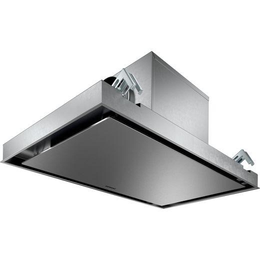 Siemens IQ-500 LR97CAQ50B 90 cm Ceiling Cooker Hood - Stainless Steel - A Rated