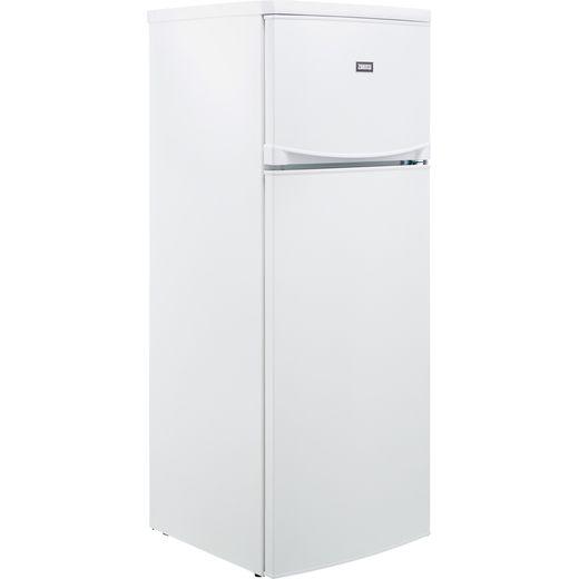 Zanussi ZRT23103WV 80/20 Fridge Freezer - White - A+ Rated