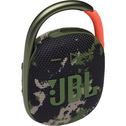 JBL CLIP 4 Clip 4 Wireless Speaker - Camouflage