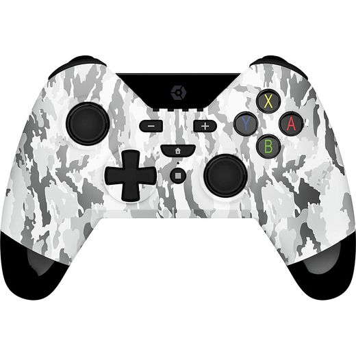 Gioteck WX-4 Wireless Gaming Controller For Nintendo Switch - Camouflage