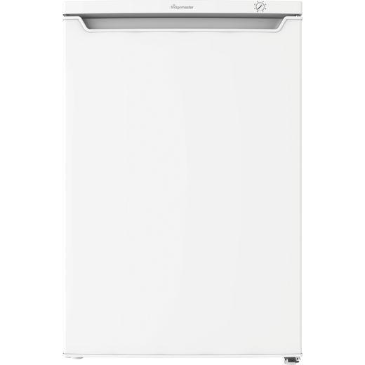 Fridgemaster MUZ5582M Under Counter Freezer - White - E Rated