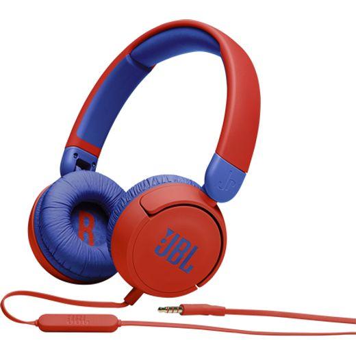 JBL On Ear Headphones - Red / Blue