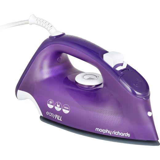 Morphy Richards 300282 2400 Watt Iron -Purple