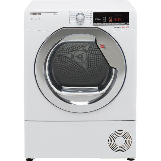 Hoover Dynamic Next DXOC9TCG 9Kg Condenser Tumble Dryer - White