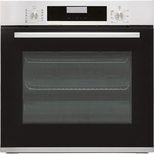 Bosch Serie 6 HBA5570S0B Built In Electric Single Oven - Stainless Steel - A Rated