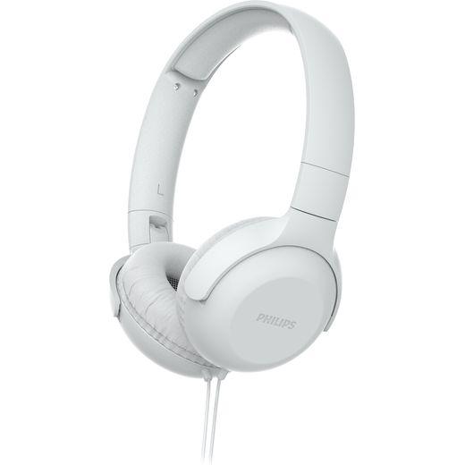 Philips UpBeat On-Ear Headphones - White