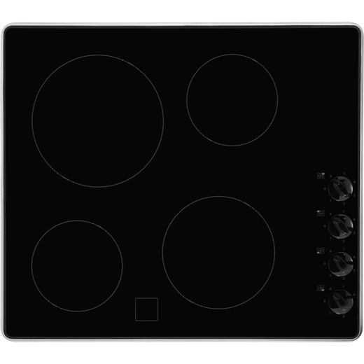 Whirlpool AKM609IX Built In Ceramic Hob - Black
