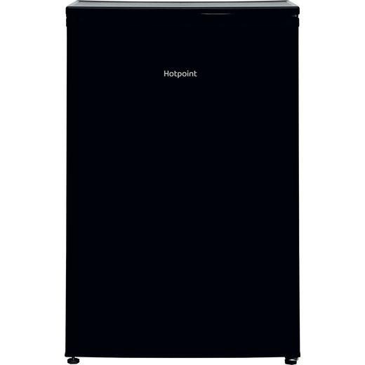 Hotpoint H55ZM1110K1 Under Counter Freezer - Black - F Rated