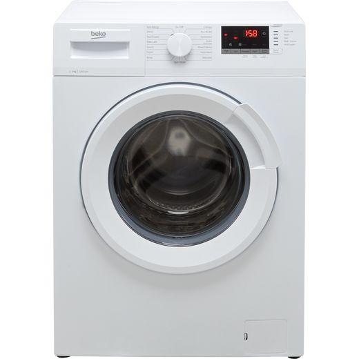 Beko WTL92151W 9Kg Washing Machine with 1200 rpm - White - B Rated