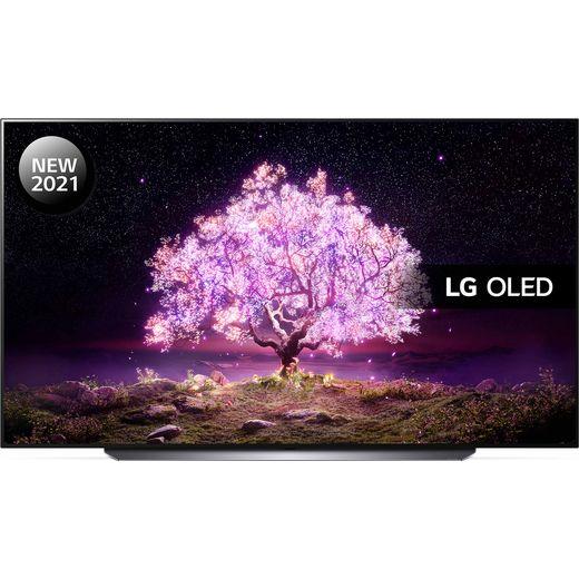 """LG OLED83C14LA 83"""" Smart 4K Ultra HD OLED TV"""