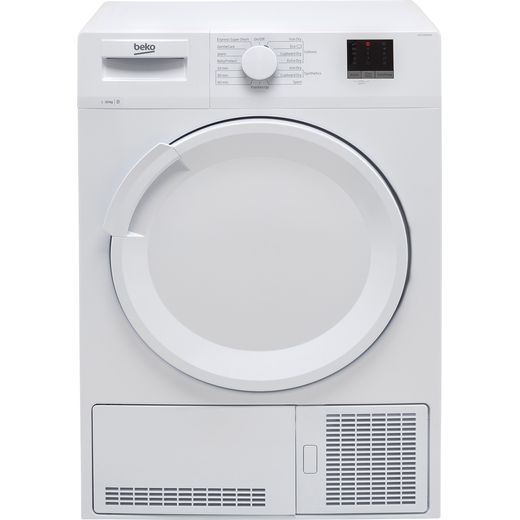 Beko DTLC100051W 10Kg Condenser Tumble Dryer - White