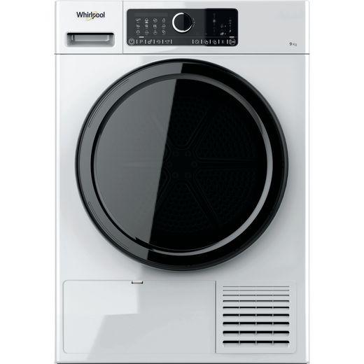 Whirlpool STU93EUK 9Kg Heat Pump Tumble Dryer - White - A+++ Rated