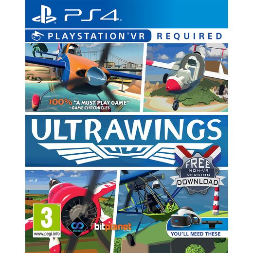 Ultrawings for PlayStation 4