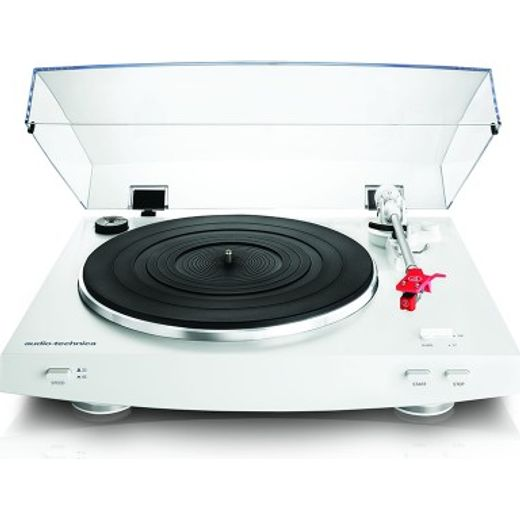Audio Technica AT-LP3WH Turntable - White