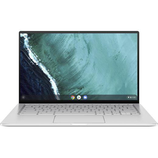 "Asus Flip C434 Chromebook 14"" - Silver Glass"