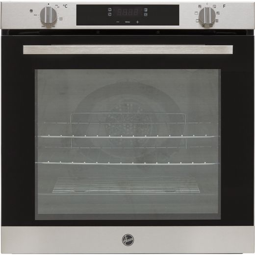 Hoover H-OVEN 300 HOXC3BF3058IN Built In Electric Single Oven - Stainless Steel - A Rated