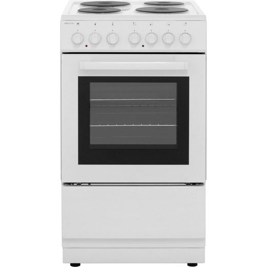 Electra SE50W Electric Cooker - White - Needs 8.1KW Electrical Connection