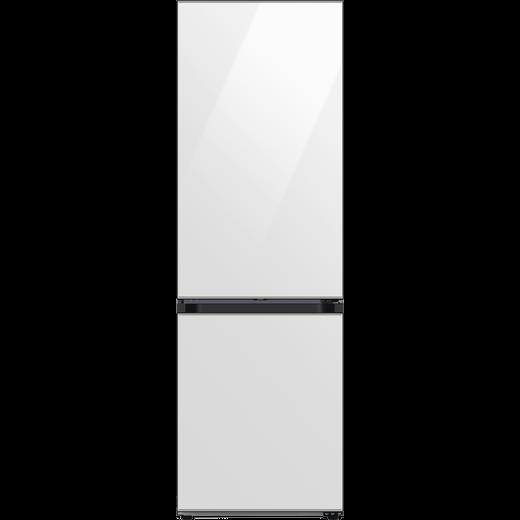 Samsung Bespoke RB34A6B2E12 70/30 Frost Free Fridge Freezer - Clean White - E Rated