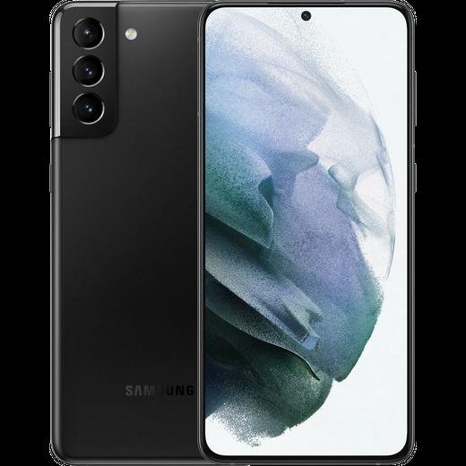 Samsung Galaxy S21+ 5G 256GB Smartphone in Phantom Black