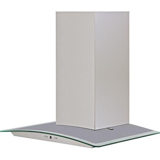 Elica REEF-60 60 cm Chimney Cooker Hood - Stainless Steel - B Rated