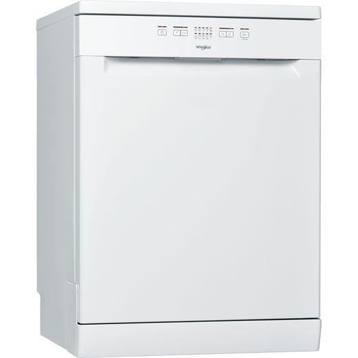 Whirlpool WFE2B19UKN Standard Dishwasher - White - F Rated