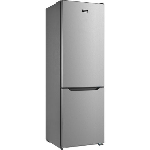 Stoves NF60189 60/40 Frost Free Fridge Freezer - Stainless Steel - F Rated